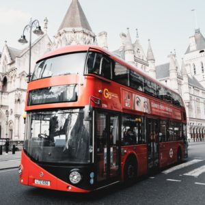 Výlety autobusem